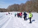 Ciaspolata sulla neve _2