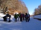 Ciaspolata sulla neve - Forca d-Acero_1
