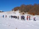 Ciaspolata sulla neve - Forca d-Acero_3