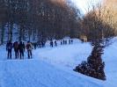 Ciaspolata sulla neve - Forca d-Acero_6