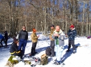 Ciaspolata sulla neve - Forca d-Acero_7